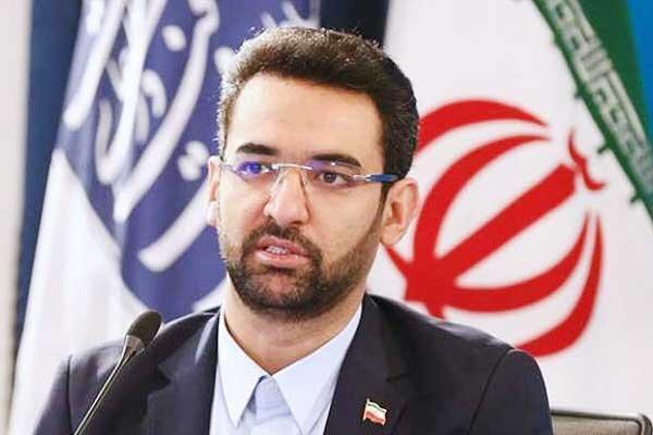 حمله به وزیر ارتباطات و ماجرای مرخصی یک روزه ، اینترنت را دیر قطع کردی آشوب شدت گرفت
