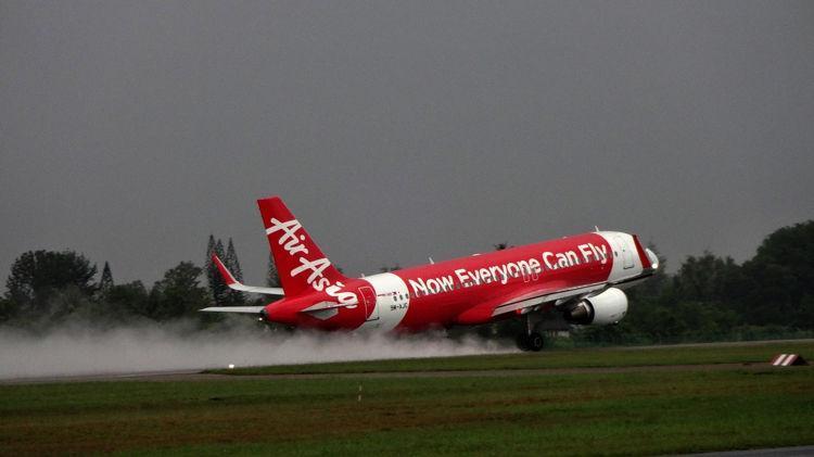 سرو غذاهای آسیایی در بزرگترین شرکت هواپیمایی آسیا