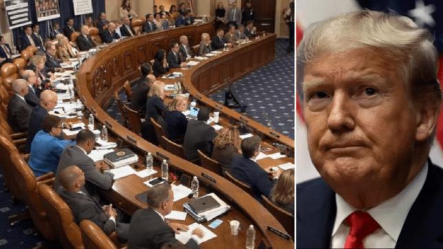 تصویب استیضاح ترامپ در کمیته قضایی