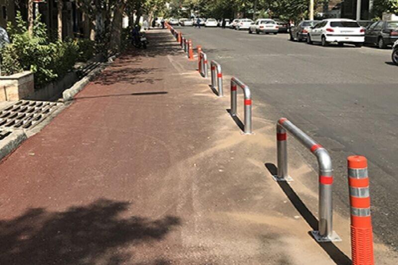 مصادره خیابان ها به نام جهت دوچرخه