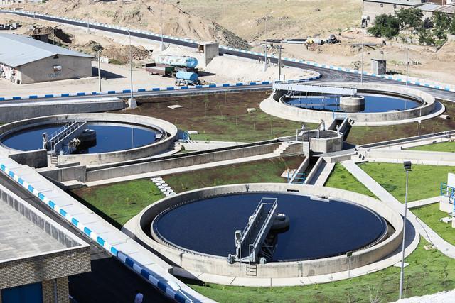 حل مشکل افت فشار آب 3000 مشترک قیداری