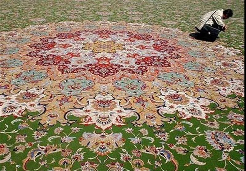 کلافِ سردرگم فرش دستباف مشهد؛ کپی برداری هند و چین از طرح های خراسانی