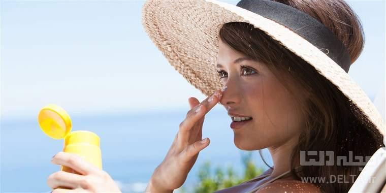 کرم ضد آفتاب ؛ ویژگی ها و طریقه مصرف