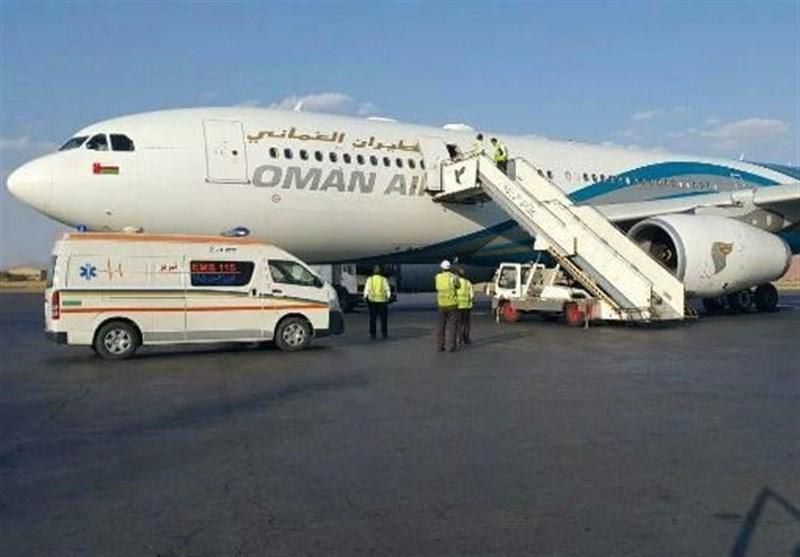 فرود اضطراری پرواز لندن-مسقط در فرودگاه تبریز