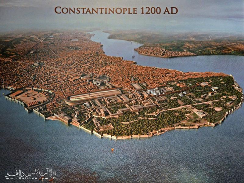 قسطنطنیه کجاست؟
