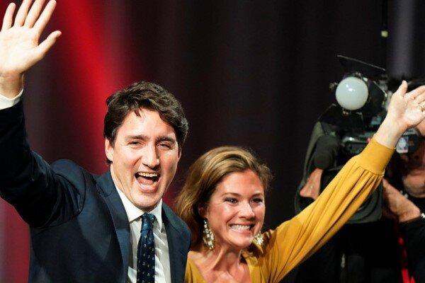ابتلای همسر نخست وزیر کانادا به کرونا تایید شد