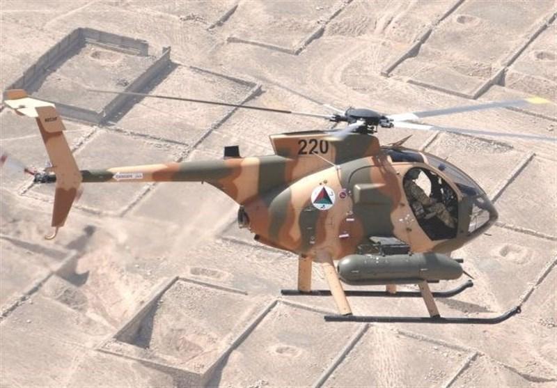 اخبار ضدونقیض از سقوط بالگرد ارتش در جنوب غرب افغانستان