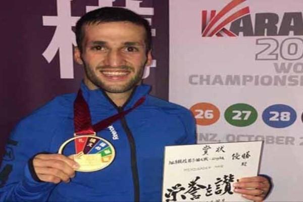 پرافتخارترین کاراته کای ایران راهی کانادا می گردد
