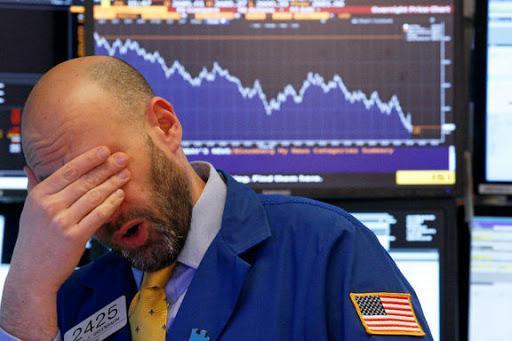 سقوط وحشتناک سود اوراق قرضه آمریکا ، تداوم افت وال استریت