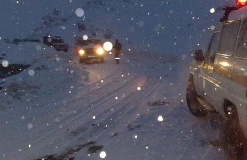 اخطاریه هواشناسی، بارش برف در 13 استان کشور، از سفر غیرضروری اجتناب کنید