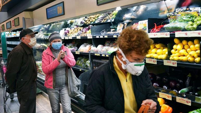 هراس کرونا؛ ساعت ویژه خرید برای افراد مسن در آمریکا و اروپا