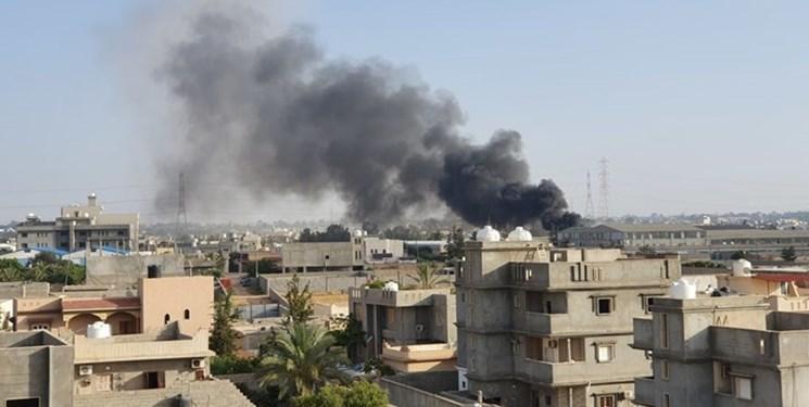 تشدید درگیری ها در پایتخت لیبی علی رغم درخواست آتش بس