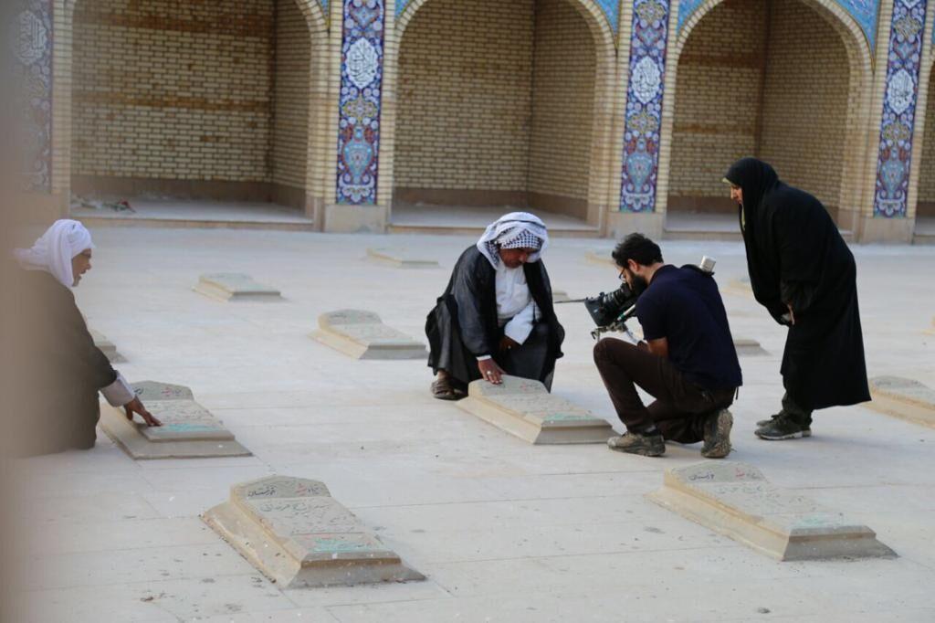 خبرنگاران روایت حماسه آفرینی پیش مرگان عرب در روایت فتح