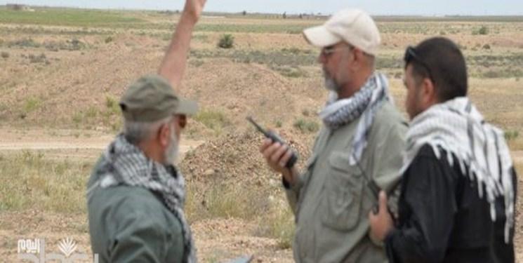 الحشد الشعبی از موفقیت عملیات پاکسازی مرزهای جنوب غرب عراق خبر داد