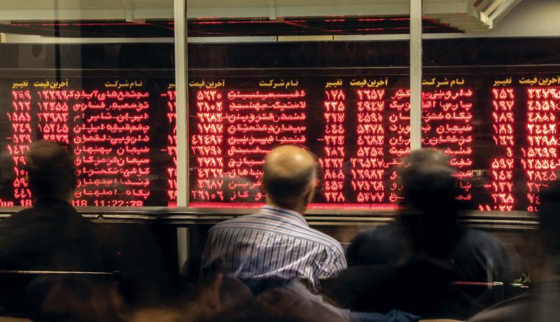 بورس یکشنبه چگونه شروع شد؟ ، تقاضای شدید برای سهام بانکی