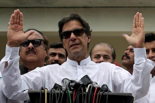 عمران خان: هند به دنبال صحنه سازی علیه پاکستان است