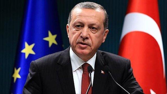 اردوغان:کمکهای پزشکی ترکیه امروز به آمریکا فرستاده می شود