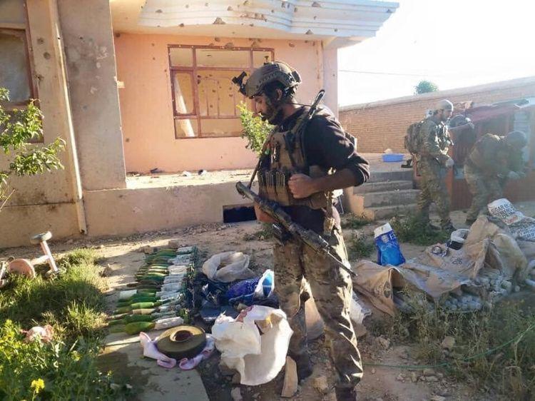 پناهگاه مهم داعش و شبکه حقانی در کابل منهدم شد