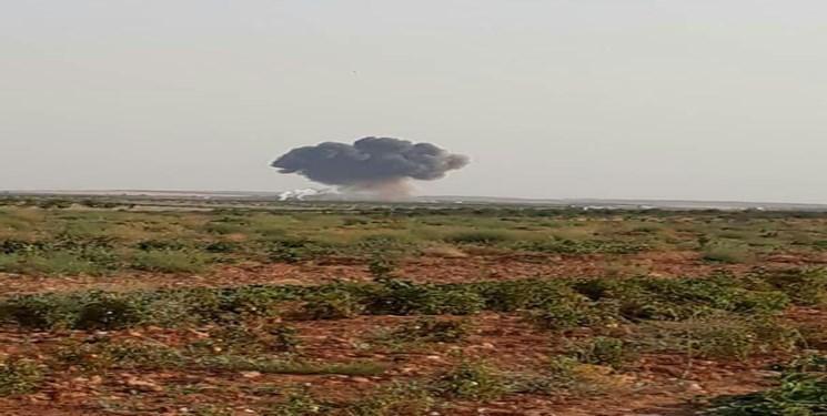 مخالفان دولت سوریه مدعی سرنگوی هواپیمای ارتش شدند