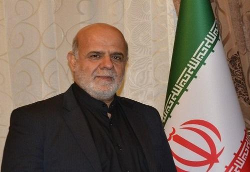 مسجدی: رویکرد ایران، همکاری با دولت الکاظمی است