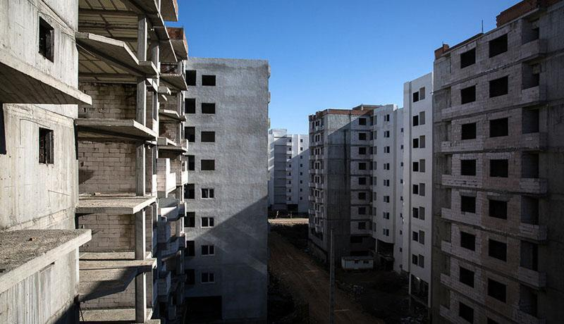 افزایش محسوس عرضه آپارتمان های نوساز
