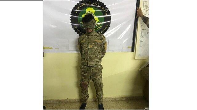 بازداشت پنج داعشی در نینوا
