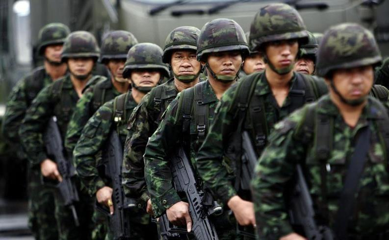 تایلند اجرای رزمایش با آمریکا را تعلیق کرد