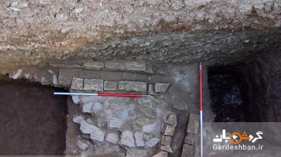اشکانیان، سلوکیان و هخامنشیان تپه اشرف مدفون در زیر آسفالت