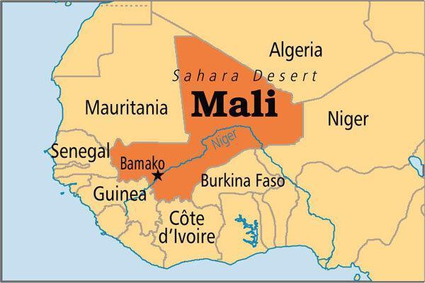 وقوع کودتای احتمالی در کشور مالی، تیراندازی در مقر ارتش
