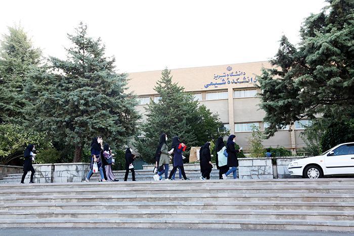 پروتکل های بهداشتی در حوزه برگزاری کنکور دانشگاه تبریز رعایت شد