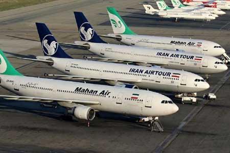هیچ پروازی به عراق نداریم ، مردم فریب سودجویان را نخورند