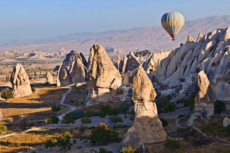 10 مورد از بهترین جاذبه های گردشگری ترکیه