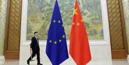 اعلام جنگ اروپا و آمریکا به چین