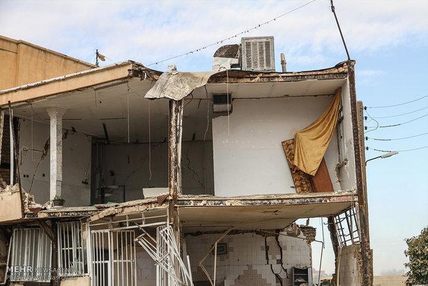 ساخت یکی از روستاهای زلزله زده غرب کشور توسط دانشگاه کاشان