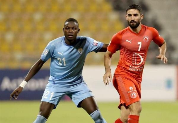 الوطن: مهرداد محمدى یکى از سه بازیکن سرنوشت ساز العربى است