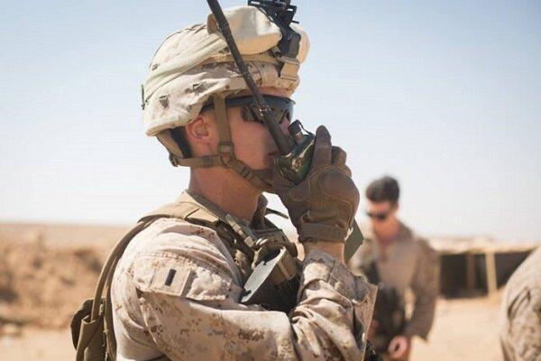 تحرکات مشکوک و بی سابقه نظامیان آمریکایی در پایگاه نظامی حریر