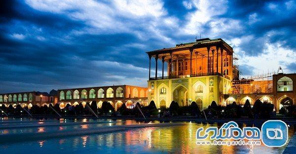 قرار دریافت اصفهان در پیشنهادهای نشریه آمریکایی برای سفر