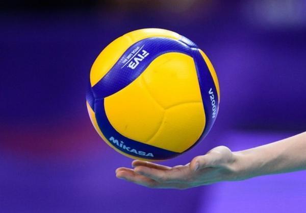 لیگ ملت های والیبال به صورت متمرکز برگزار می گردد