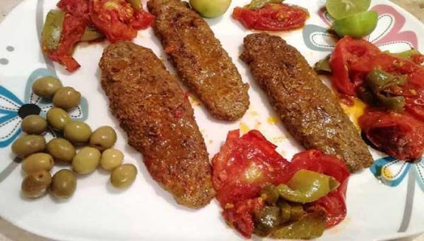 طرز تهیه غذای رژیمی با گوشت چرخ کرده