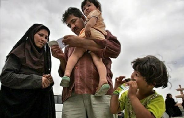 صدور 570 جلد شناسنامه برای فرزندان حاصل از ازدواج زنان ایرانی با مردان خارجی