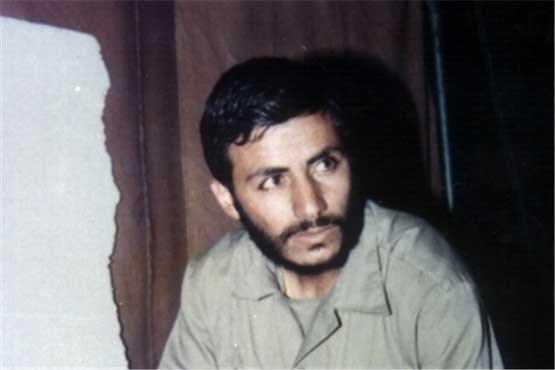 تصویر دیده نشده از شهید محمدابراهیم همت