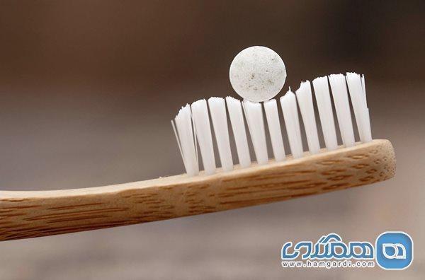 از قرص های خمیر دندان چه می دانید؟