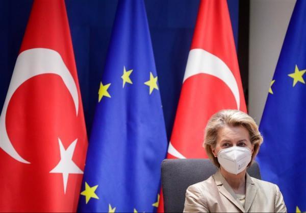 دلایل رفتار کژدار و مریز اروپا با ترکیه