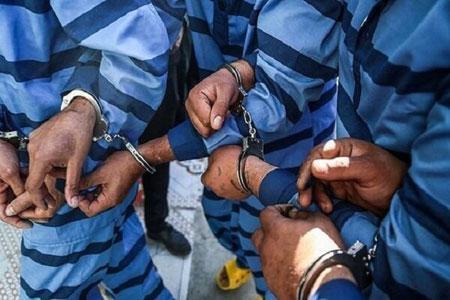 انهدام باند پیرمردهای دزد در پایتخت