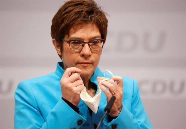 درخواست آلمان از روسیه درباره تنش ها در شرق اوکراین