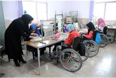 724 شغل جدید برای مددجویان بهزیستی قزوین ایجاد شد