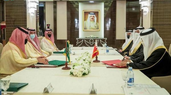 اولین نشست همکاری امنیتی و نظامی عربستان و بحرین برگزار گردید