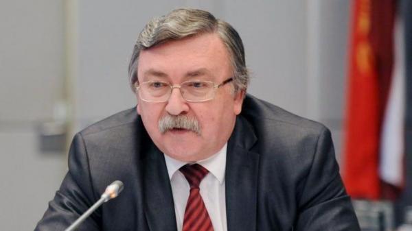 اولیانوف: نشست هیأت های ایران، روسیه و چین در وین پربار بود