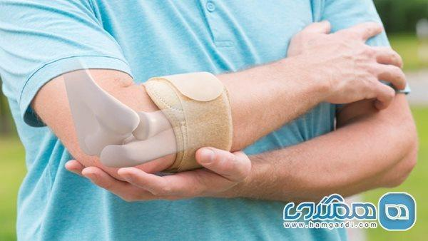 عارضه شایع آرنج تنیس بازان و روش های درمان