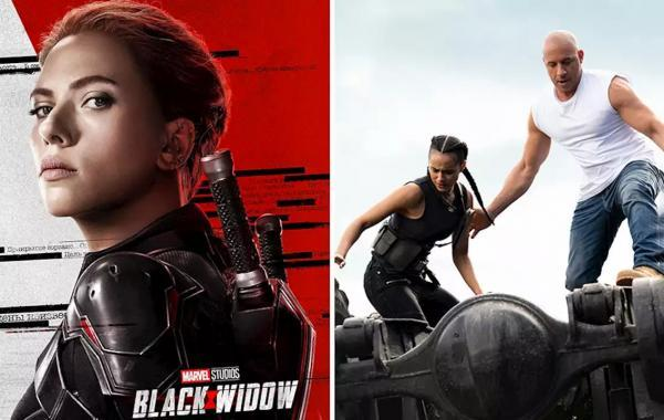 از سریع و خشمگین 9 تا بیوه سیاه؛ کدام فیلم این تابستان گیشه را فتح می کند؟